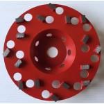 Diamant Komschijf diameter 150mm harde materialen