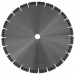 Diamantschijf diameter 125mm beton met turbo segmenten
